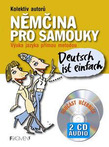 Obrázok Němčina pro samouky + 2CD