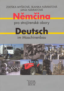 Obrázok Němčina pro strojírenské obory