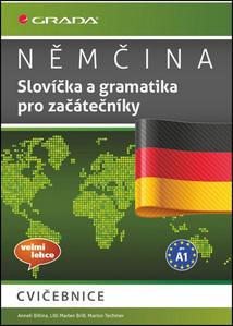 Obrázok Němčina Slovíčka a gramatika pro začátečníky