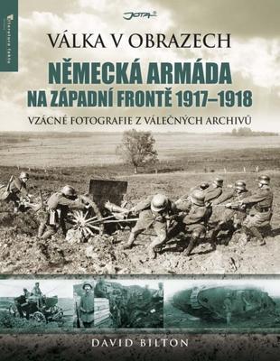 Obrázok Německá armáda na západní frontě 1917-1918