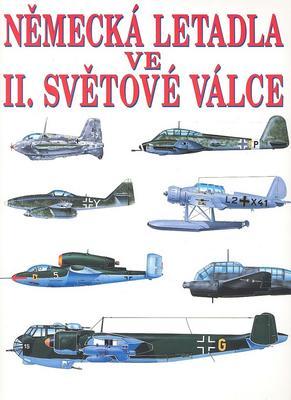 Obrázok Německá letadla ve II. světové válce