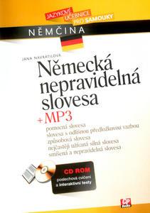 Obrázok Německá nepravidelná slovesa + MP3