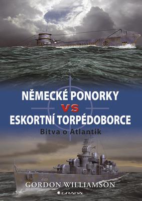Obrázok Německé ponorky vs eskortní torpédoborce