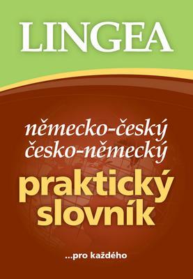 Obrázok Německo-český česko-německý praktický slovník