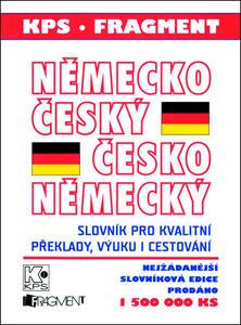 Obrázok Německo-český česko-německý slovník, gramatika, fráze