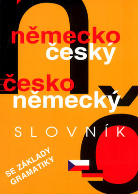 Obrázok Německo český česko německý slovník se základy gramatiky