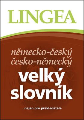 Obrázok Německo-český česko-německý velký slovník