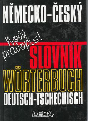 Obrázok Německo-český slovník