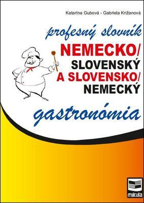 Obrázok Nemecko/slovenský a slovensko/nemecký profesný slovník gastronómia