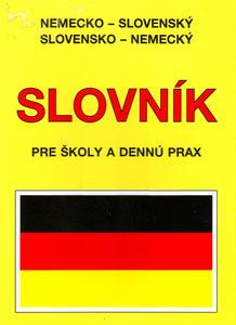 Obrázok Nemecko-slovenský, slovensko-nemecký slovník