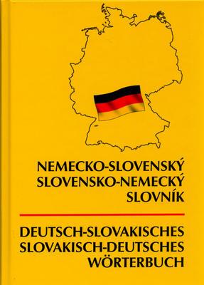 Obrázok Nemecko-slovenský, slovensko-nemecky slovník