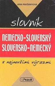 Obrázok Nemecko - slovenský slovensko - nemecký slovník s najnovšími výrazmi