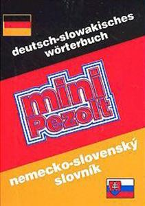 Obrázok Nemecko-slovenský slovník Deutsch-slowakisches wörterbuch