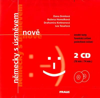 Obrázok Německy s úsměvem nově 2CD