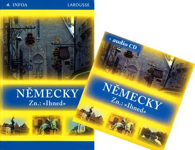 Obrázok Německy Zn: Ihned + CD