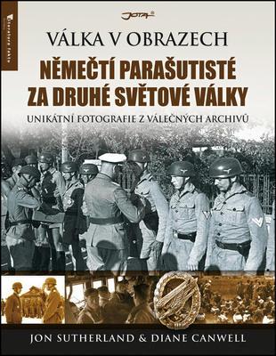 Obrázok Němečtí parašutisté za druhé světové války