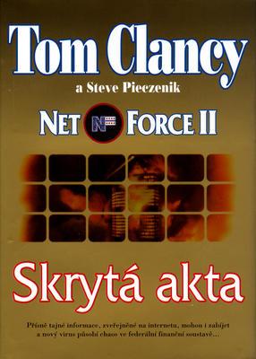 Obrázok Net Force II Skrytá akta
