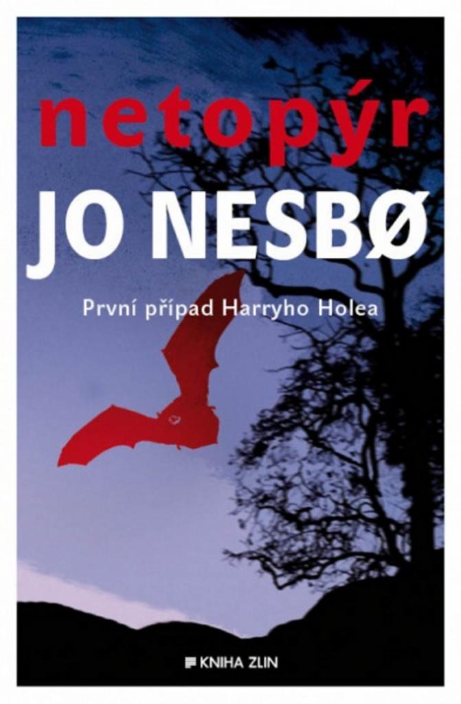 Netopýr - Jo Nesbo