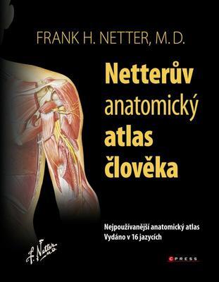 Obrázok Netterův anatomický atlas člověka