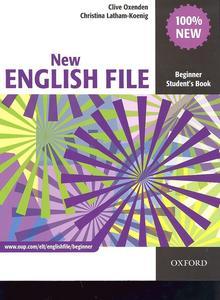 Obrázok New English File Beginner Student's Book