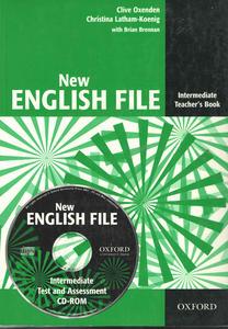 Obrázok New English File Intermediate Teacher's Book