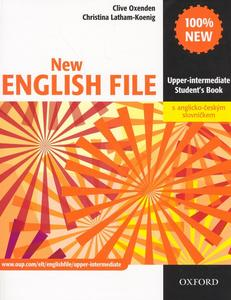 Obrázok New English File Upper-intermediate Student's Book