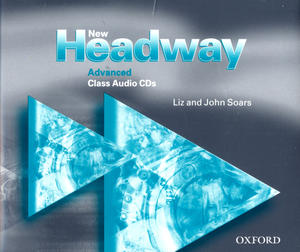 Obrázok New Headway Advanced Class 3xCD