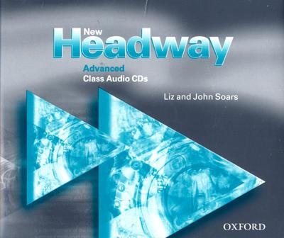 Obrázok New Headway Advanced Class 3xCD