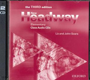 Obrázok New Headway Elementary Class 2xCD