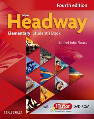 Obrázok New headway Elementary Fourth Edition Students book + iTutor DVD-rom