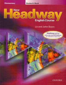 Obrázok New Headway Elementary Studenťs Book