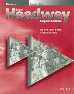 Obrázok New Headway Elementary Teacher´s Book
