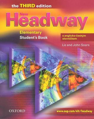 Obrázok New Headway Elementary Third Edition Studenťs Book s anglicko-českým slovníčkem