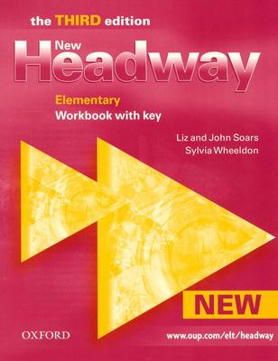 Obrázok New Headway Elementary Third Edition Workbook with key
