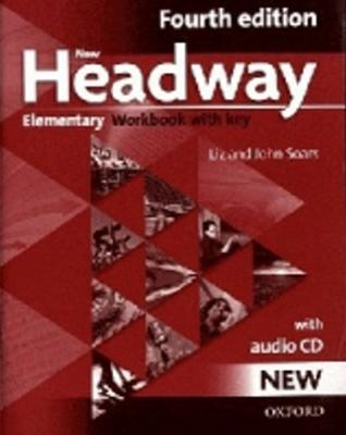 Obrázok New Headway Elementary Workbook Pack with Key