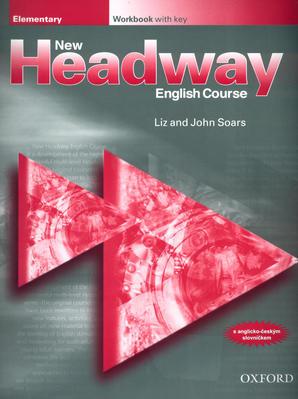 Obrázok New Headway Elementary Workbook with key