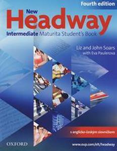 Obrázok New Headway Intermediate Maturita Student´s Book Fourth Edition + iTutor DVD-rom