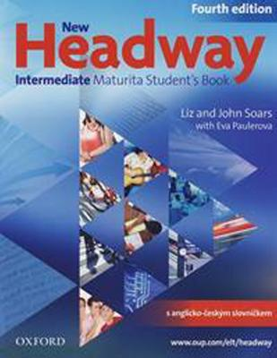 Obrázok New Headway Intermediate Maturita Student´s Book Fourth Edition + iTutor DVD-rom