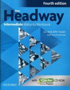 Obrázok New Headway Intermediate Maturita WB 4 ed
