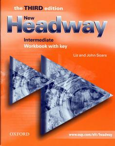 Obrázok New Headway Intermediate Workbook with key