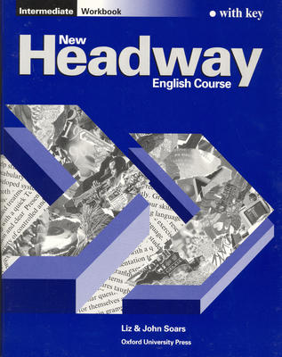 Obrázok New Headway Intermediate Workbook with key