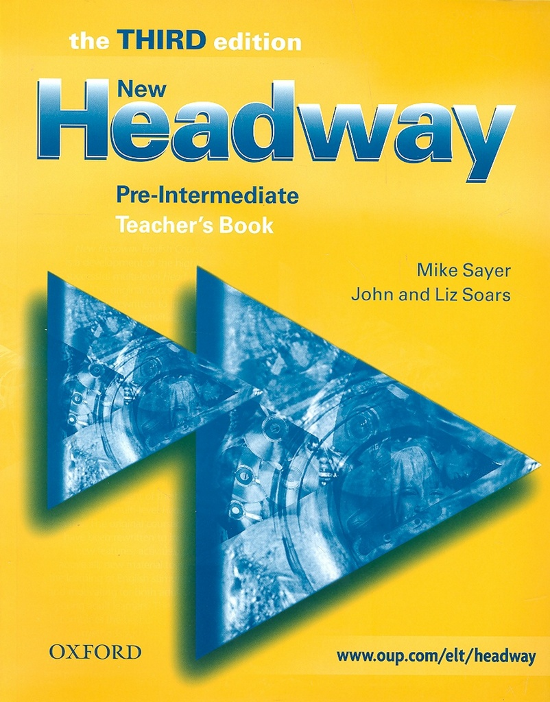 New Headway Pre-Intermediate Third Edition Teacher's Book