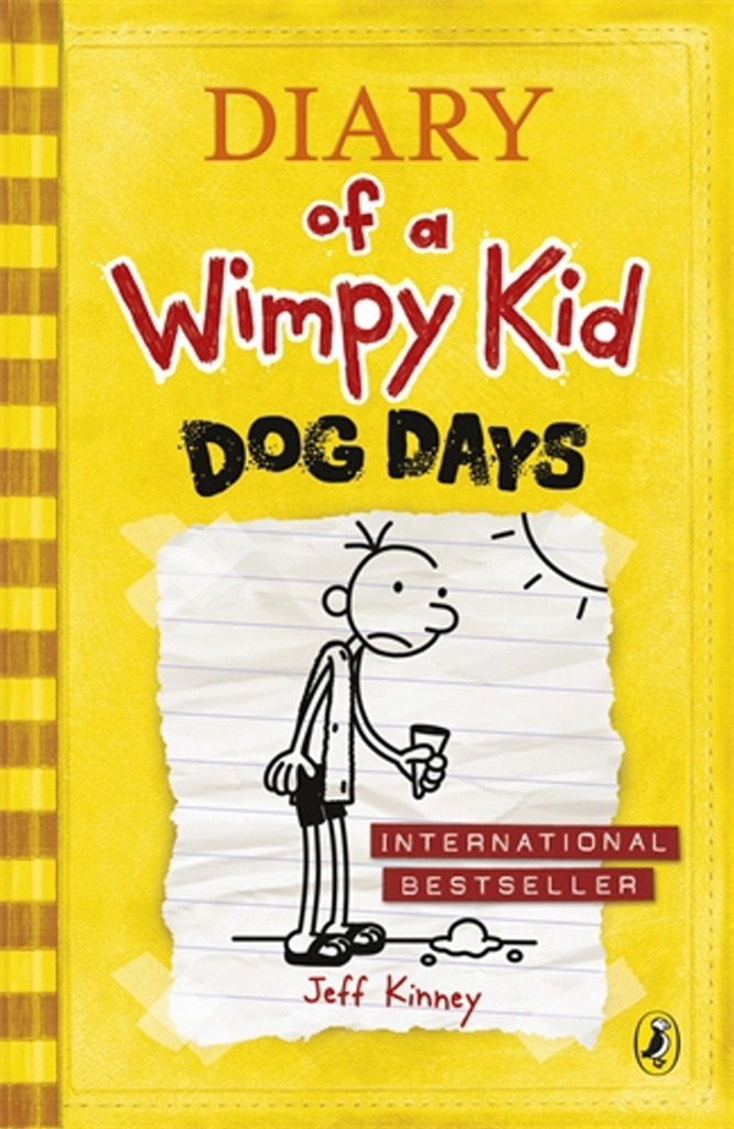 Diary of a Wimpy Kid book 4 - Jeff Kinney