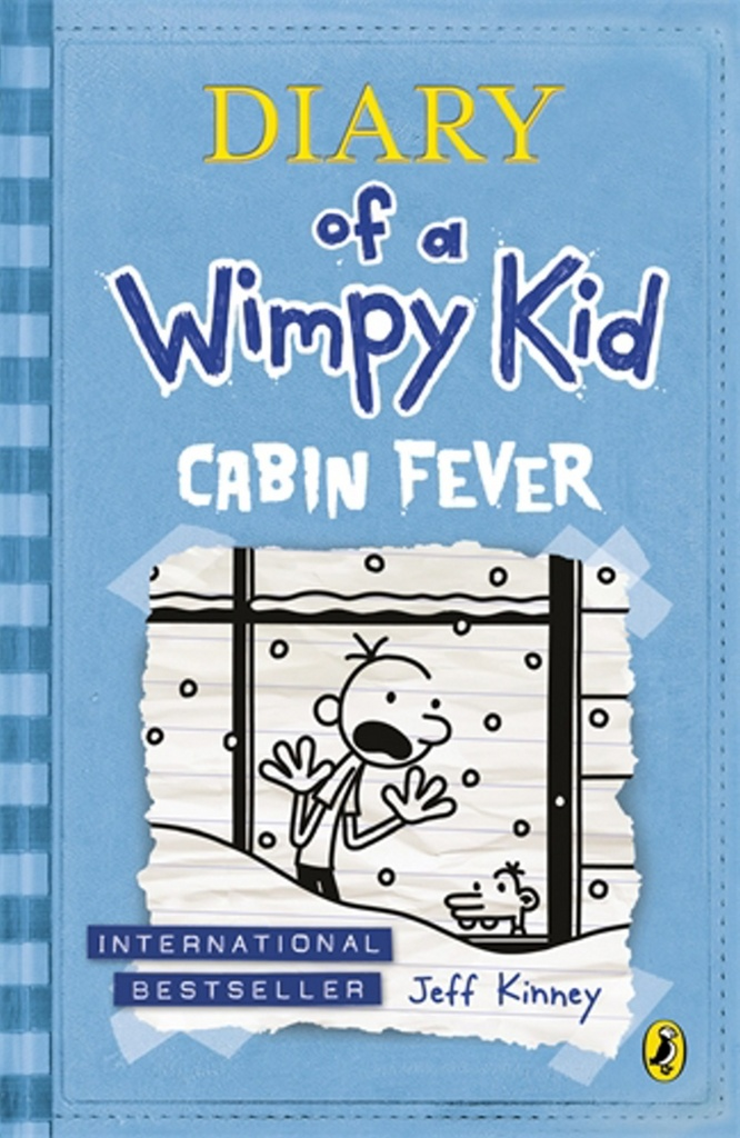 Diary of a Wimpy Kid book 6 - Jeff Kinney