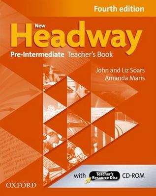 Obrázok New Headway Pre-Int. Teacher´s Book Fourth Edition with Teacher´s Resource Disc