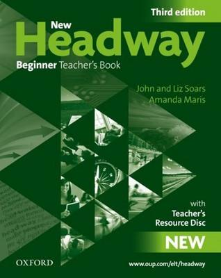 Obrázok New Headway Third edition Beginner Teacher´s Book + Resource CD-rom Pack