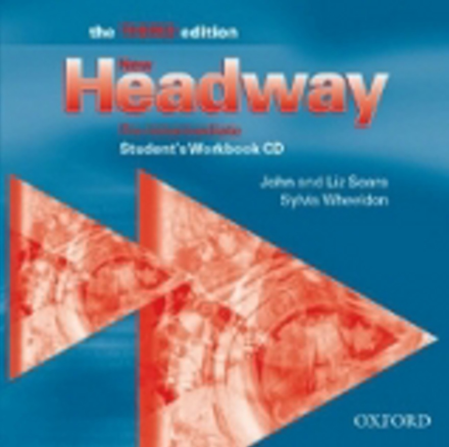 New Headway Third Edition Pre-intermediate Student's Workbook CD - John a Liz Soars
