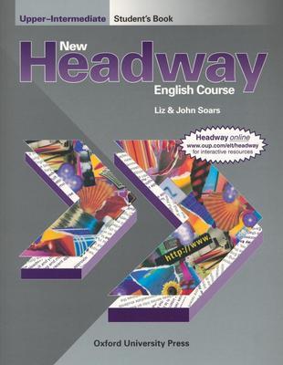 Obrázok New Headway Upper-Intermediate Student´s Book
