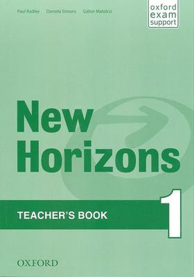 New Horizons 1 Teacher's Book