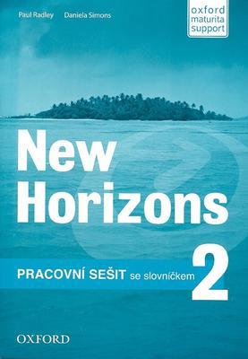 New Horizons 2 Pracovní sešit